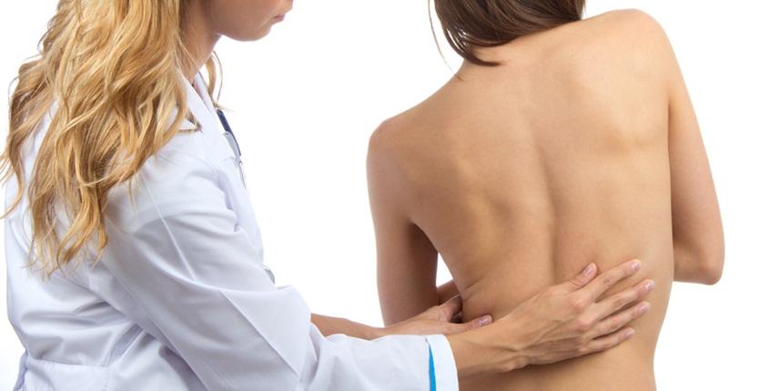 Tipovi skolioze