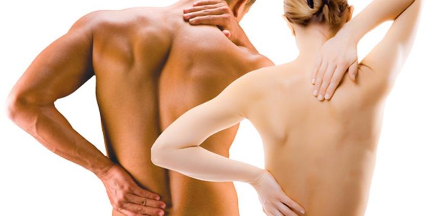 Bol u leđima, vratu i ramenima