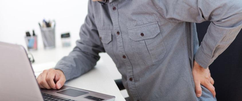 Dugotrajno sedenje i bol u leđima – saveti